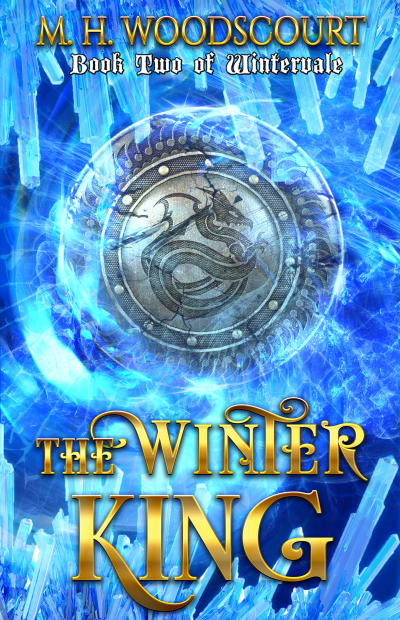 the winter king-booktwo-words
